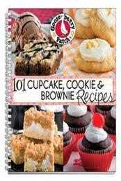 101 Cupcake Cookie Brownie Recipes 101 Cookbook