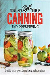 The all new ball book of canning and preserving pdf