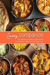 Curry Companion (2nd Edition) by BookSumo Press