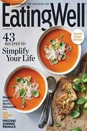 EatingWell [September 2020, Format: PDF]