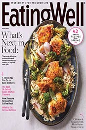 EatingWell [April 2021, Format: PDF]