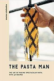 The Pasta Man by Mateo Zielonka