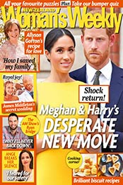 Woman's Weekly New Zealand [September 27, 2021, Format: PDF]
