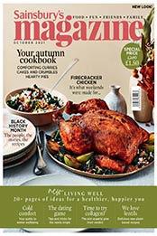 Sainsbury's Magazine [October 2021, Format: PDF]