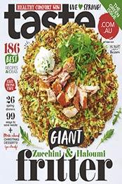 Taste.com.au [October 2021, Format: PDF]