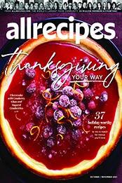 Allrecipes [October-November 2021, Format: PDF]