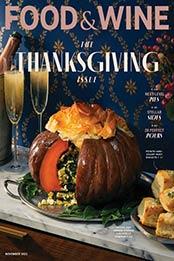 Food & Wine USA [November 2021, Format: PDF]